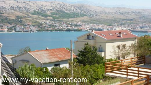 Apartments Cajner Croatia - Kvarner - Island Pag - Pag - apartment #577 Picture 2