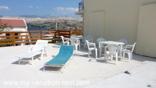 Apartments Cajner Croatia - Kvarner - Island Pag - Pag - apartment #577 Picture 3
