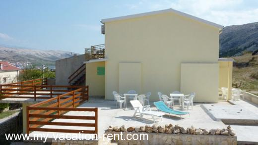 Apartments Cajner Croatia - Kvarner - Island Pag - Pag - apartment #577 Picture 4