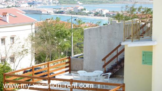 Apartments Cajner Croatia - Kvarner - Island Pag - Pag - apartment #577 Picture 5