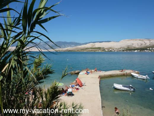 Apartments Cajner Croatia - Kvarner - Island Pag - Pag - apartment #577 Picture 10