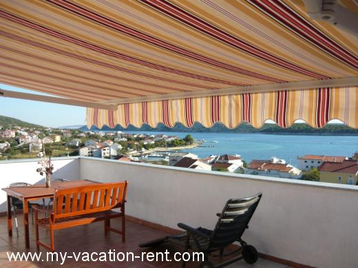 Croatie - Kvarner - Île de Rab - Barbat - appartement #5773