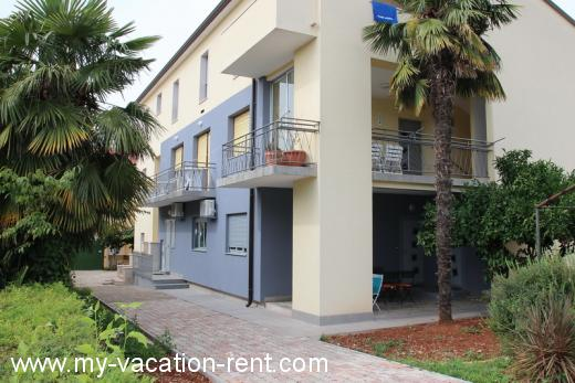Apartment Punta Umag Istria Croatia #5844