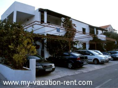 Apartment Supetar Island Brac Dalmatia Croatia #6267