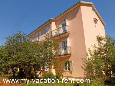 Croatie - Kvarner - Île de Krk - Njivice - appartement #6373