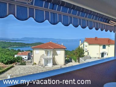 Croatia - Kvarner - Island Krk - Njivice - apartment #6374