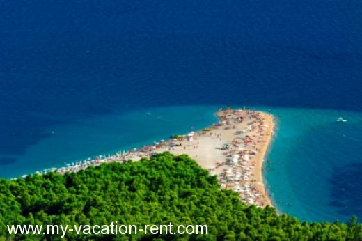 Apartments Diana Croatia - Dalmatia - Island Brac - Bol - apartment #658 Picture 1