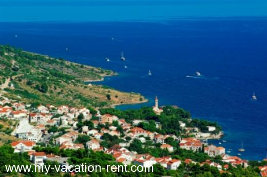 Apartments Diana Croatia - Dalmatia - Island Brac - Bol - apartment #658 Picture 2