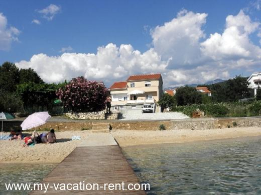 Croatia - Kvarner - Island Rab - Barbat - apartment #68