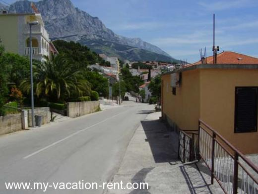 Croatie - La Dalmatie - Split - Baska Voda - appartement #719