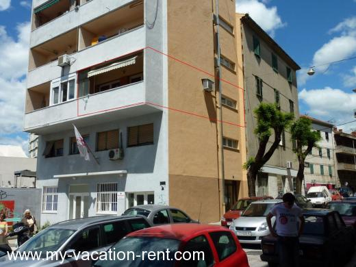 Apartment Split Split Dalmatia Croatia #762