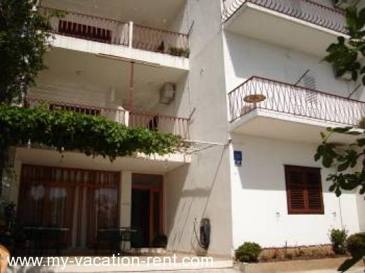 Apartments Čović Croatia - Dalmatia - Makarska - Tucepi - apartment #836 Picture 1