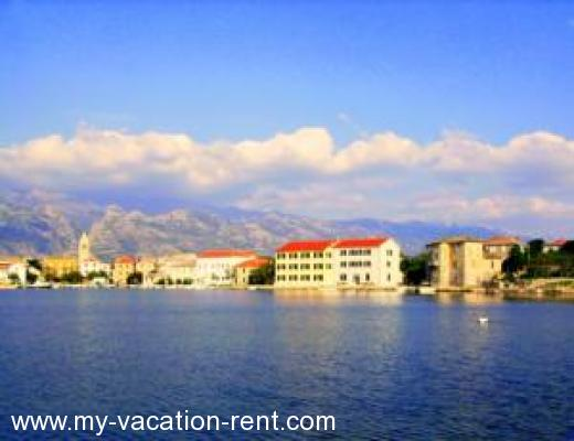 Apartments Tamarix Croatia - Dalmatia - Zadar - Vinjerac - apartment #893 Picture 2