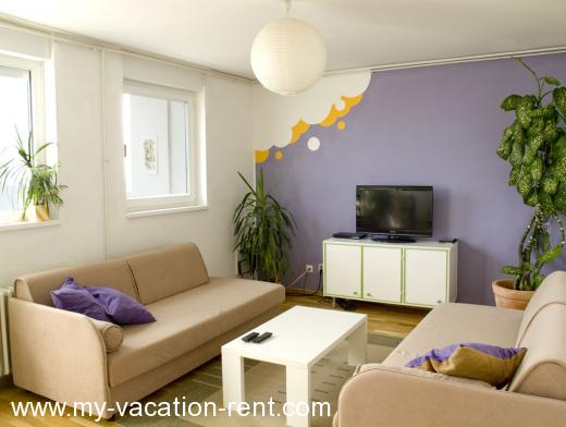 Apartments Cosy apartment with beautiful view on the city Croatia - Central Croatia - Zagreb - Zagreb - apartment #916 Picture 1