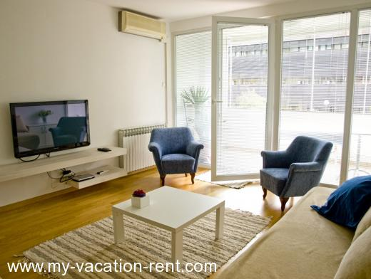 Apartments Modern apartment in the city center Croatia - Central Croatia - Zagreb - Zagreb - apartment #917 Picture 1