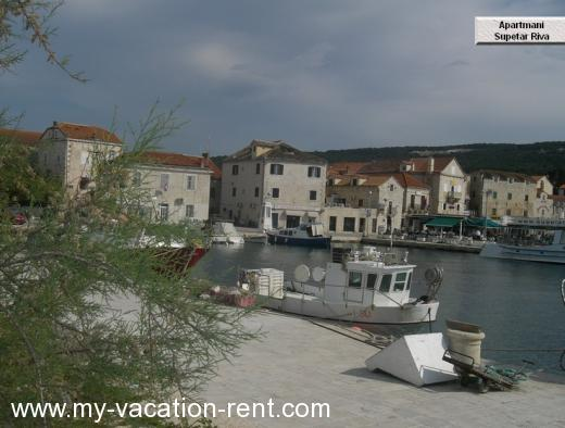 Apartments Supetar Croatia - Dalmatia - Island Brac - Supetar - apartment #919 Picture 3