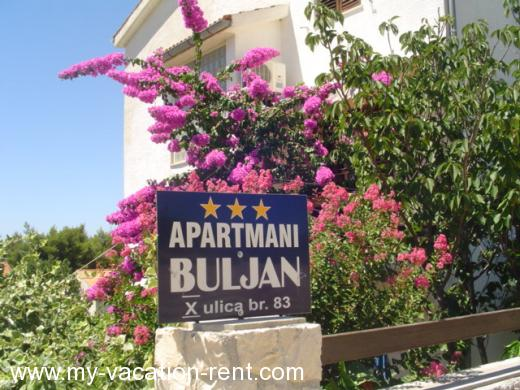 Apartments Buljan Croatia - Dalmatia - Zadar - Kozino - apartment #948 Picture 2